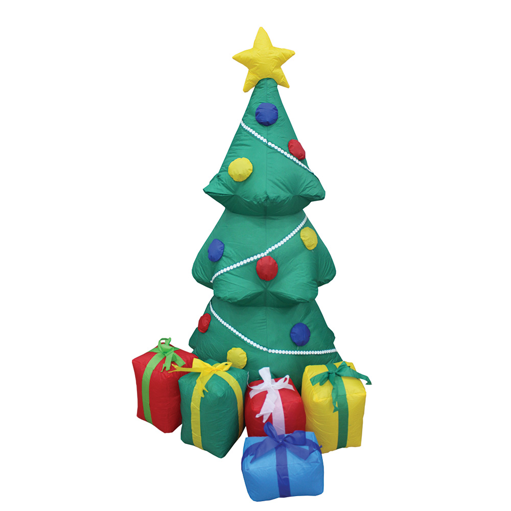Inflatable Christmas Tree 1.2m Ea | Party Supplies, Decorations ...