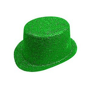 e230233263c Hat Top Glitter Green Ea